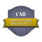 Conspec Warranty Badge