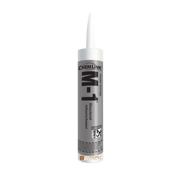 Chemlink M1 Structural Sealant Polyether White New Formula