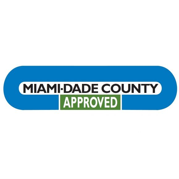 Miami Dade Hurricane Rated Approved Sealant