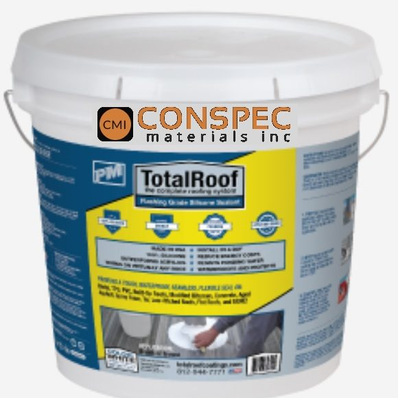 Silicone Roof Coating Tampa Florida Conspec Total Roof Smart Roof flat roof