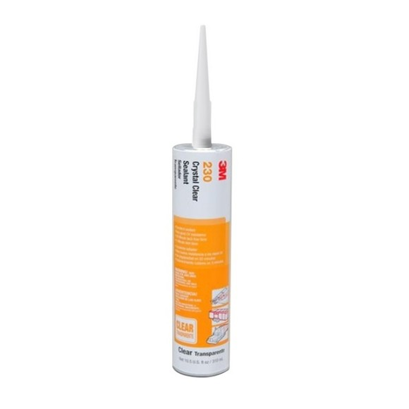 3M 230 Crystal Clear Sealant