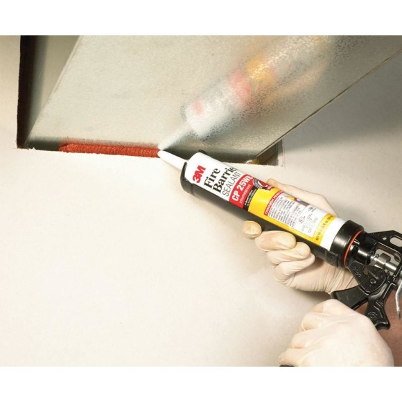 3M Fire Barrier CP-25WB+ vent application