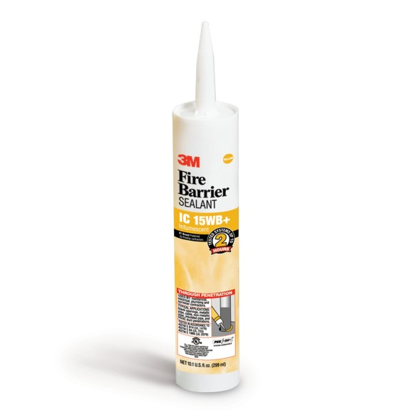 3M Fire Barrier IC-15WB+ Tube