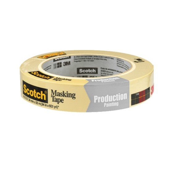 3M Scotch 2020 Masking Tape 1inch