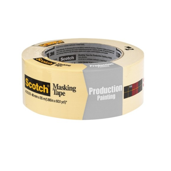 3M Scotch 2020 Masking Tape 2inch
