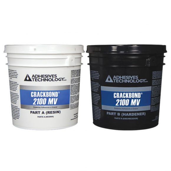 ATC Epoxy CRACKBOND 2100 MV Epoxy Repair concrete BUG-2100 102-oz Kit 2019