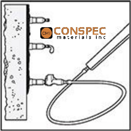 ATC Epoxy Injection Concrete Crack ports