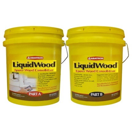Abatron Liquidwood 10 gallon kit