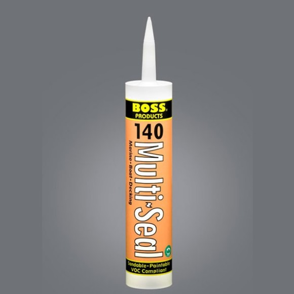 BOSS 140 Multi-Seal Marine Boat Decking Sealant