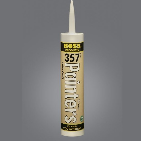 BOSS 357 Painters Latex 20-year Caulk