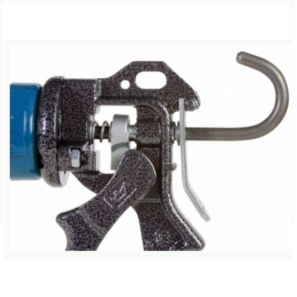 COX 41004-2T ASCOT Ultraflow Caulking Gun Close View