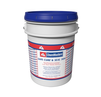 ChemMasters Safe-Cure & Seal 309 5-gal