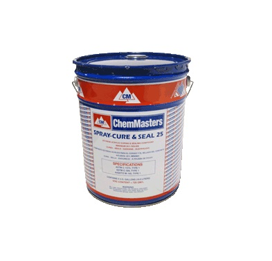 ChemMasters Spray Cure & Seal 25 5-gal