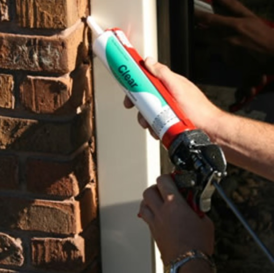Chemlink Clear Sealant for weathersealing