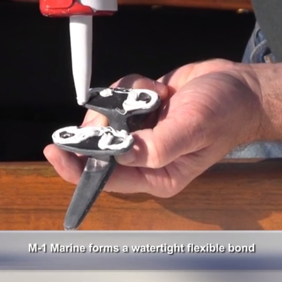 Chemlink M1 Marine Sealant for above and below the waterline