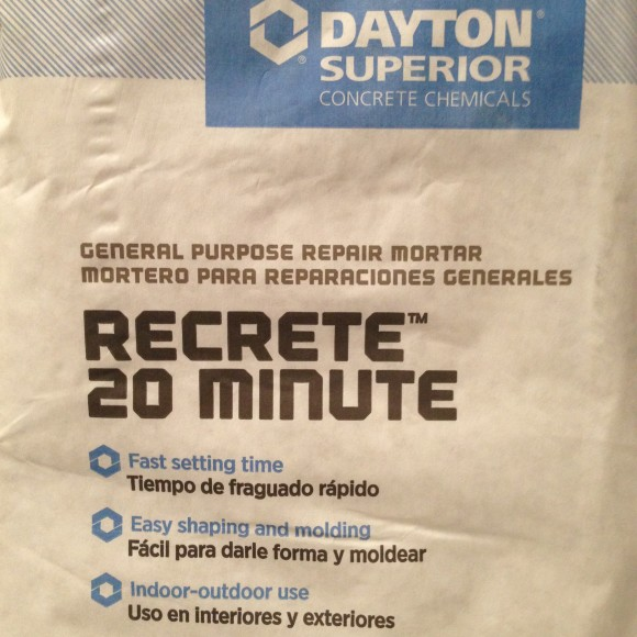 Dayton Superior ReCrete 20