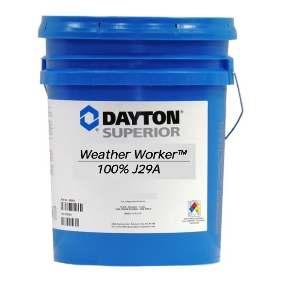 Dayton Superior Weather Worker 100 Silane J29