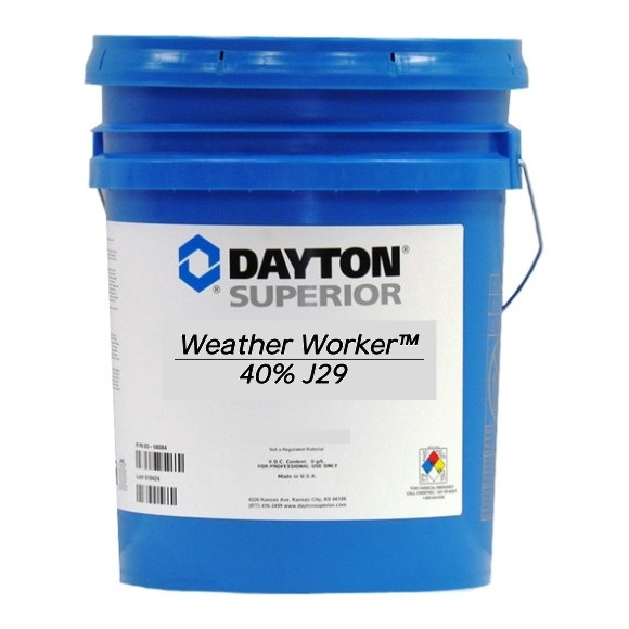 Dayton Superior Weather Worker 40 Silane J29