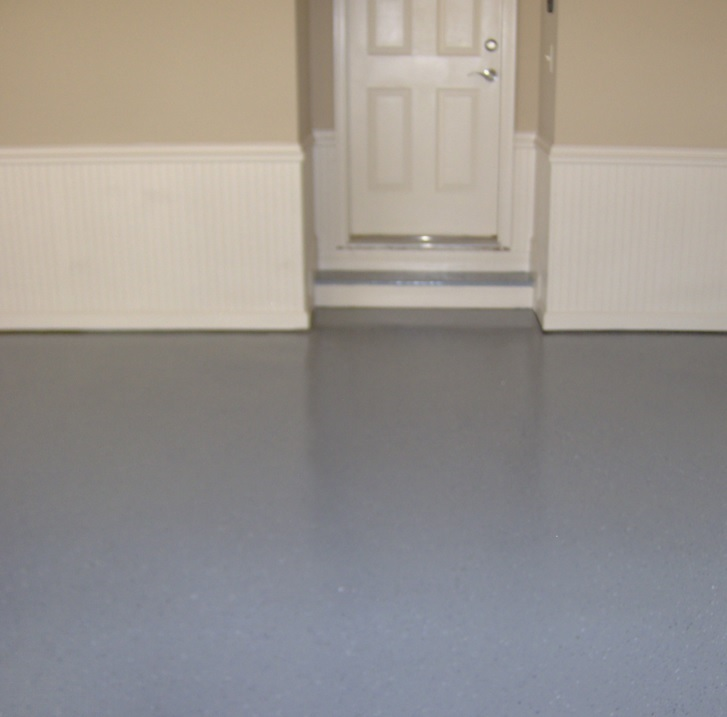 Drylok Concrete Floor Paint Dover Gray Lied To Garage