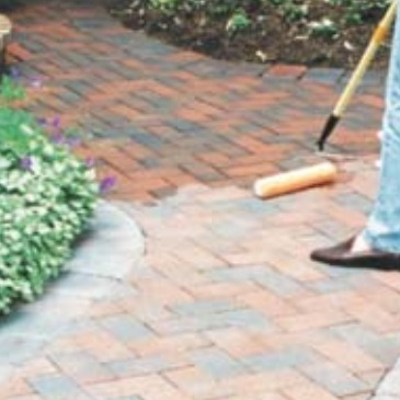 Drylok Wetlook Concrete Paver Sealer Roller Applied