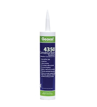 Geocel GeoGreen 4350 Sealant Colors