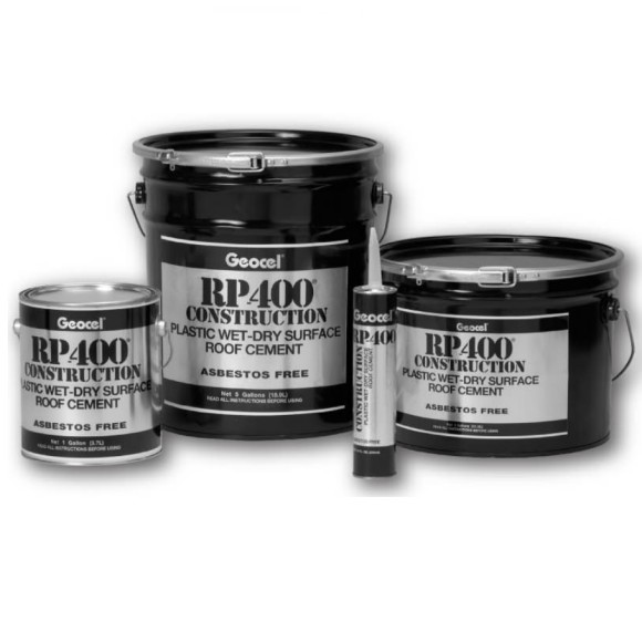 Geocel RP-400 Roof Cement Products