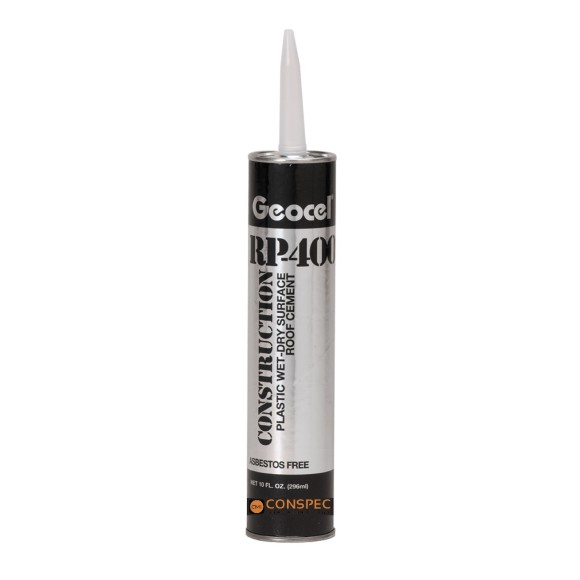 Geocel RP-400 Roof Cement and Leak Stopper 10-oz Tube