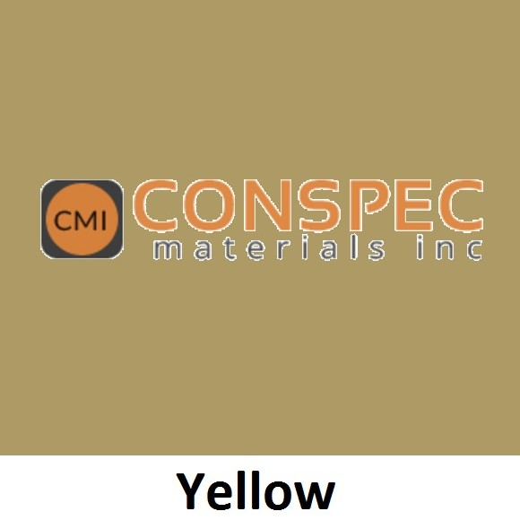 Lambert Cement and Mortar Colors CMC YELLOW Colorant for Concrete Pigment Conspec Materials