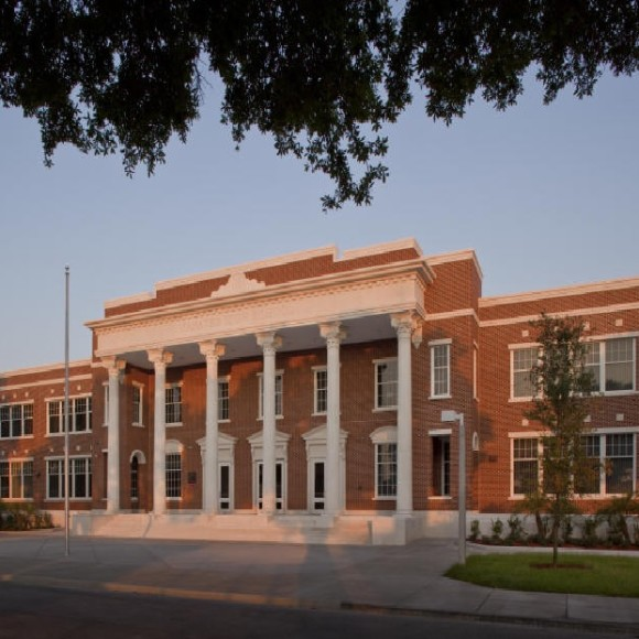 PWS-8 Sealer used on Manatee High School Performing Arts Building