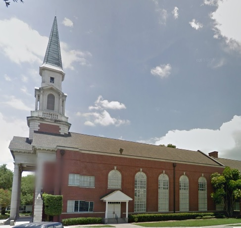 PWS Sealer used on Bayshore Baptist Church Tampa FL