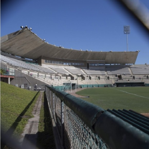 Professional Water Sealant PWS-5 Sealer Used on Al Lang Stadium St Petersburg FL