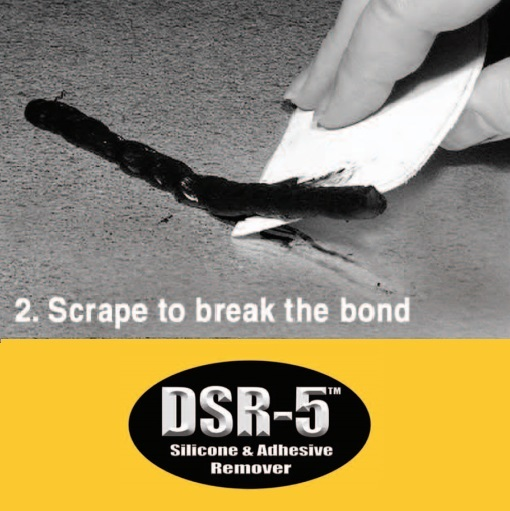 Silicone Remover DSR-5 Application2