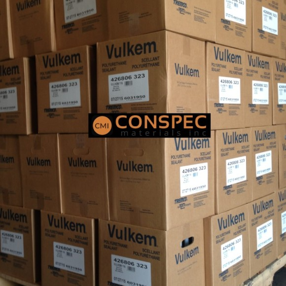 Tremco Vulkem 116 Urethane Caulking Sealant Tubes available at Conspec Materials
