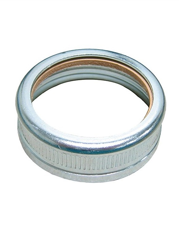 Albion Engineering 421-G01 Front Cap Steel Ring Cap for 2-inch Professional Line Guns