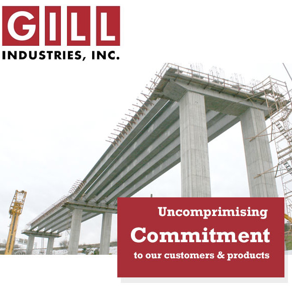 Gill Industries Construction Chemicals Gill 33 Superbond