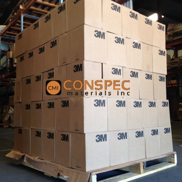 3M 540 Polyurethane Commercial Industrial and Marine Sealant Pallet Tampa Florida Conspec