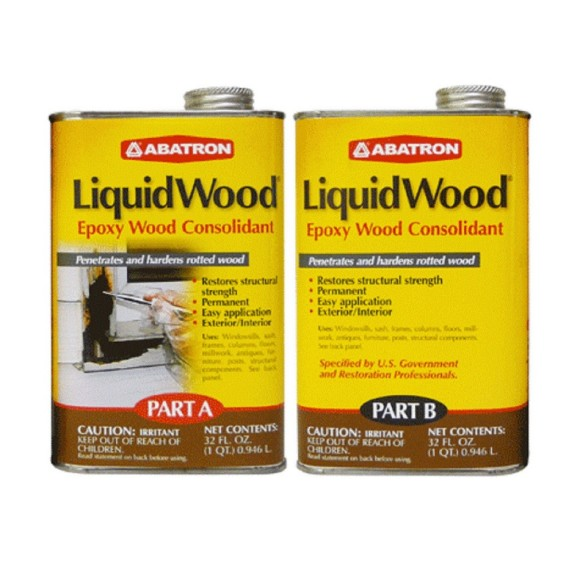 Abatron Liquidwood 2 quart kit