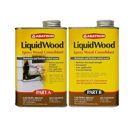 Abatron Liquidwood 2 pint kit