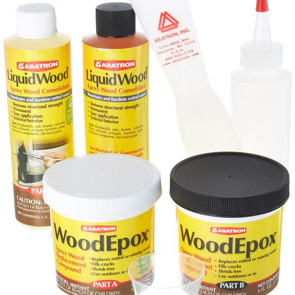 Abatron Wood Restoration Kit Epoxy 24-oz