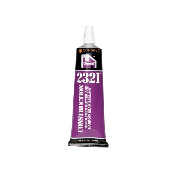 Geocel 2321 Construction Sealant 5-oz squeeze tube