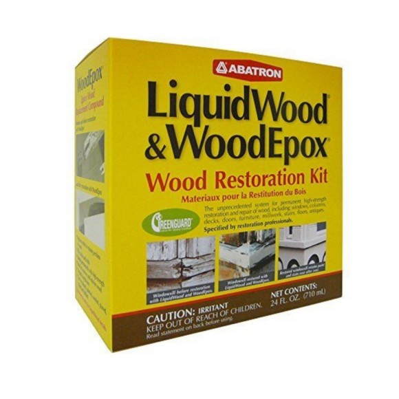 Abatron Wood Restoration Kit 24-oz
