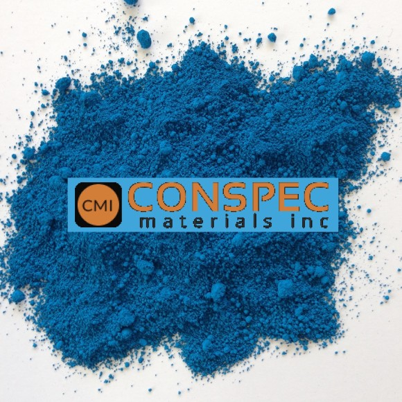 Lambert Cement and Mortar Colors CMC AQUA BLUE Colorant for Concrete Pigment Powders dye Conspec Materials