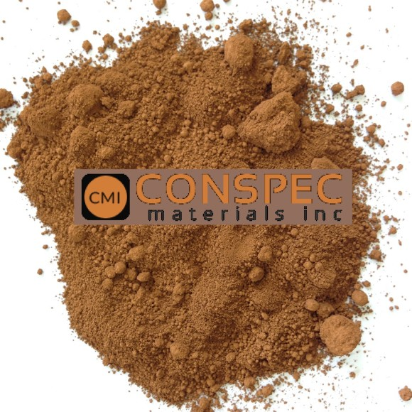 Lambert Cement and Mortar Colors CMC AUTUMN BROWN Colorant for Concrete Pigment powder dye Conspec Materials