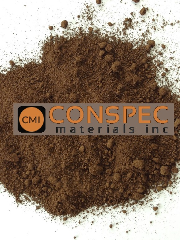 Lambert Cement and Mortar Colors CMC CHOCOLATE BROWN Colorant for Concrete Pigment powder dye Conspec Materials