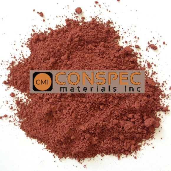 Lambert Cement and Mortar Colors CMC DARK RED Colorant for Concrete Pigment Powder dye Conspec Materials