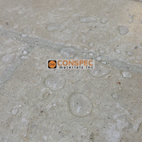 ArcusStone Products Stone Treated with Professional Watersealant PWS-5 Waterproofing
