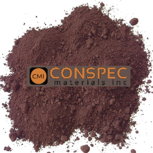 Lambert Cement and Mortar Colors CMC MAHOGANY Colorant for Concrete Pigment Powder dye Conspec Materials