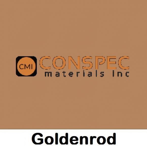 GoldenRod Cement and Mortar Colors CMC Goldenrod Colorant for Concrete Pigment Conspec Materials Tampa Florida
