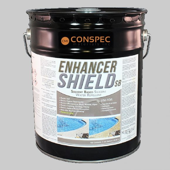 Surf Koat - Pool Deck Sealer Color Enhancer Shield SB Solvent Based 5-Gal Conspec Tampa Florida
