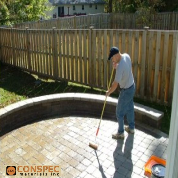 Surf Koat - Stamp Seal Extreme High Gloss Wet Look Solvent Based Decorative Concrete Paver Sealer Conspec Tampa